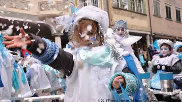 Carnival Parades Alstatten Confetti Cover