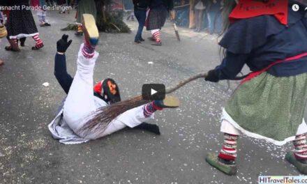 Fasnacht Parade Geislingen