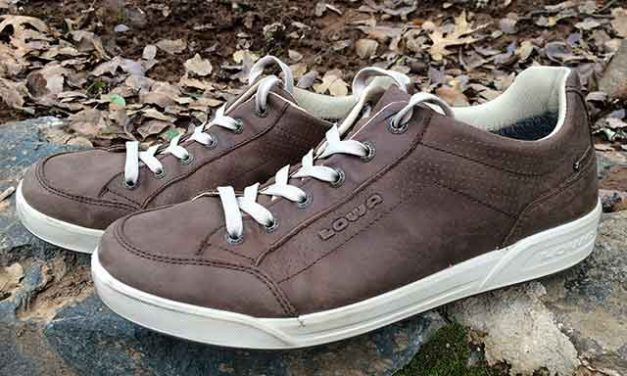 Lowa Bandon GTX one classy travel shoe