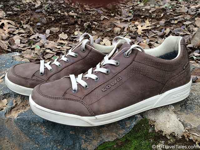 Lowa Brandon GTX travel shoe