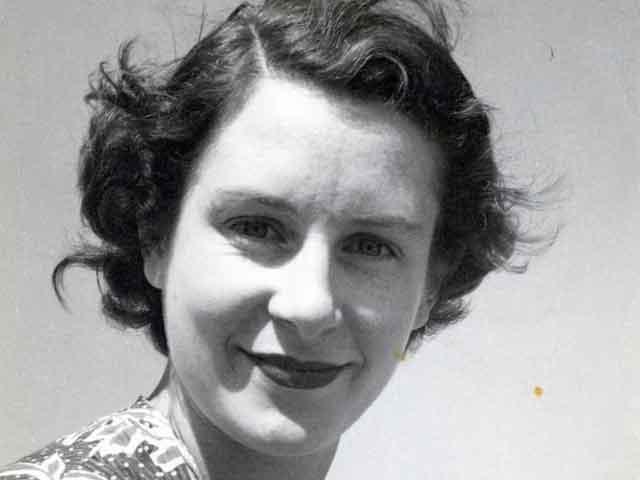 mum's birthday 1956