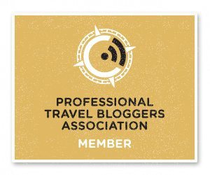 Professional Travel Bloggers Association Member
