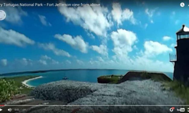 Dry Tortugas National Park – Fort Jefferson 360 view