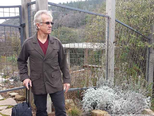 ExOfficio Ometto Blazer: ideal men's travel jacket