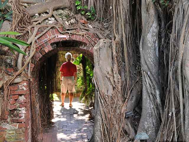 Key West Garden Club one of 4 free things to do