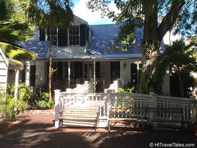 Oldest House is one of 4 free things to do in Key West
