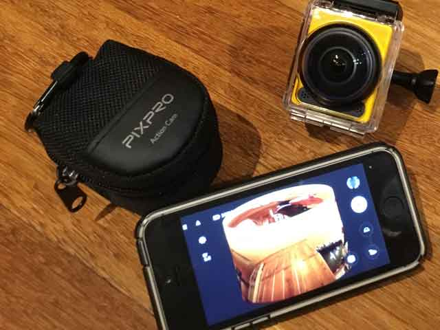 Kodak Pixpro SP360: fun travel camera