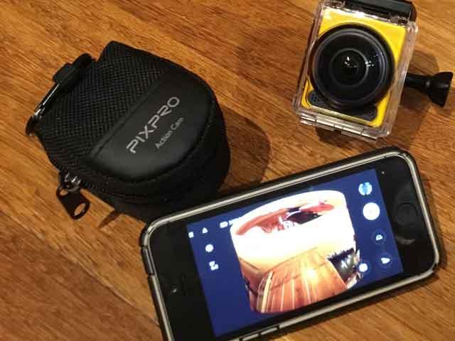 Kodak Pixpro SP360: fun travel camera