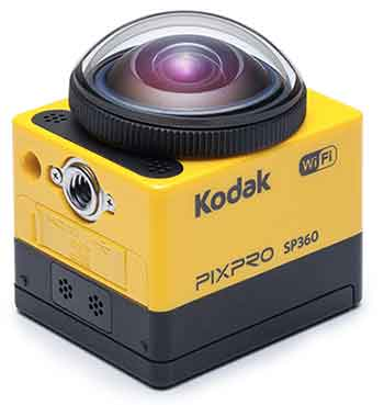 Kodak Pixpro SP360 camera