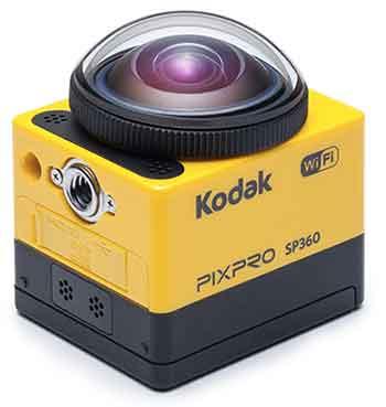 Kodak Pixpro SP360 camera