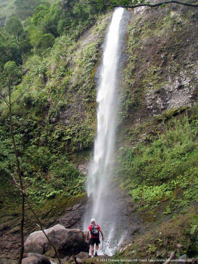 Savuione Falls in Koroyanitu National Heritage Park