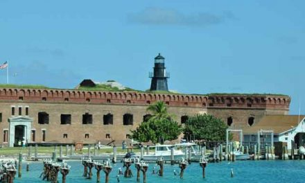 Florida's Dry Tortugas National Park