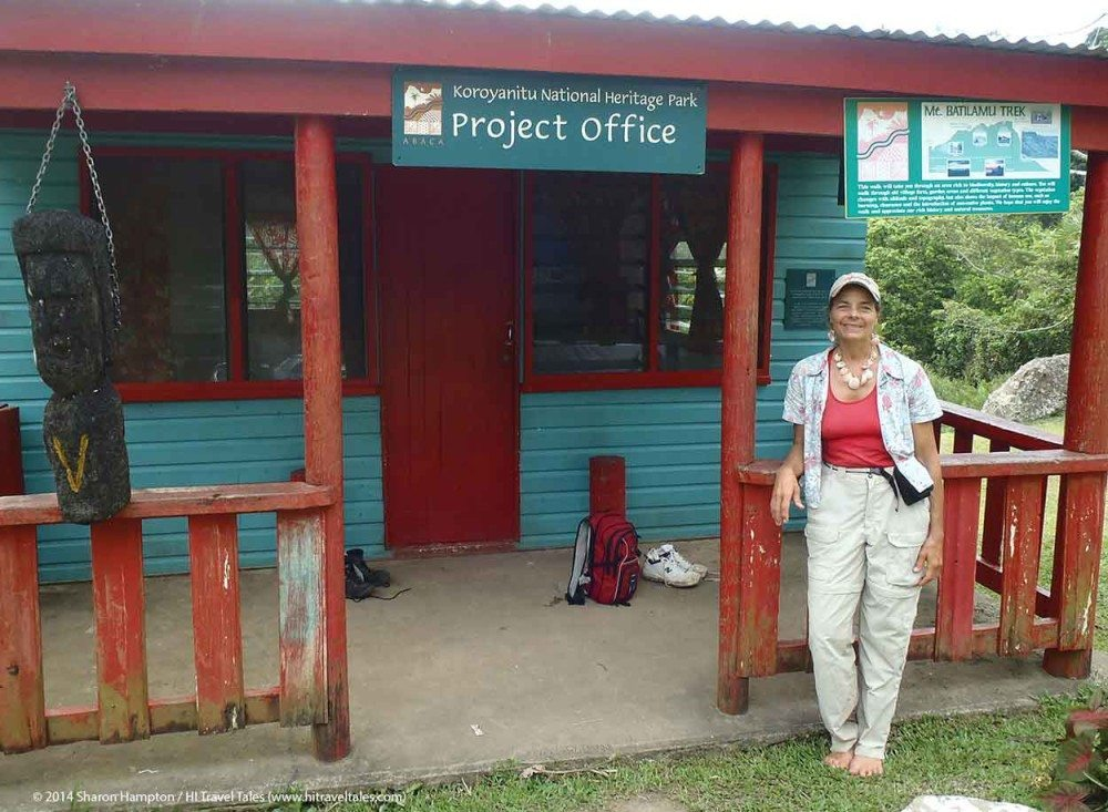 Koroyanitu National Heritage Park headquarters