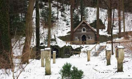 Small historic Munich chapel worth a side trip