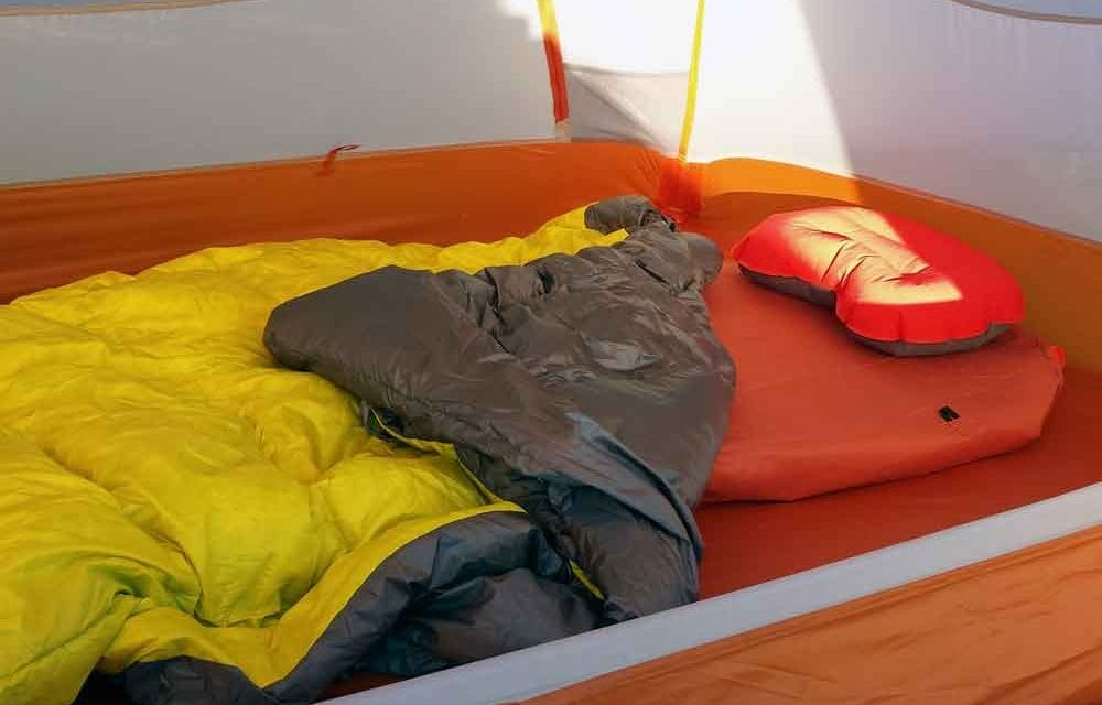 Sea to Summit Aeros Pillow Ultralight review