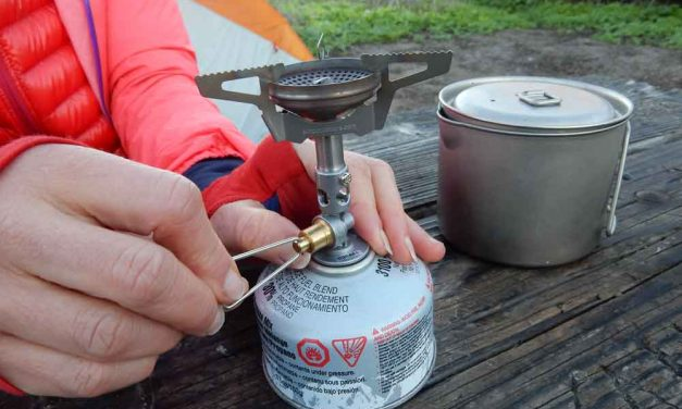 Soto WindMaster: Light and efficient travel stove