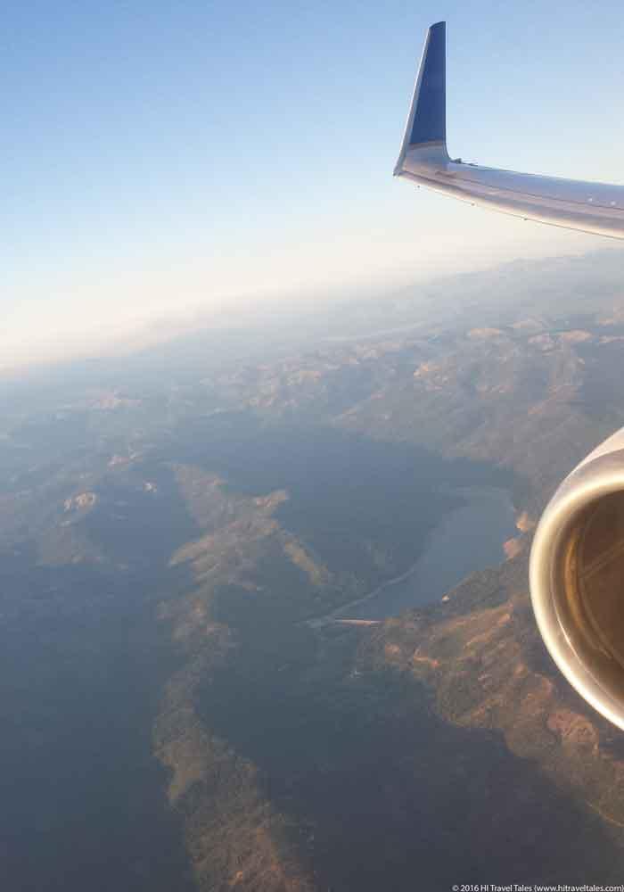 Choosing the best flight - window seat or aisle