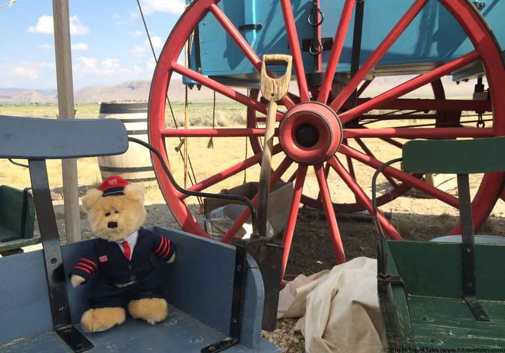 Dieter saved a lot of money, but was covered wagon really the best way to travel?