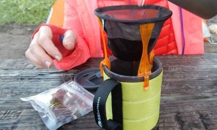 GSI Ultralight Java Drip & Infinity Mug Review