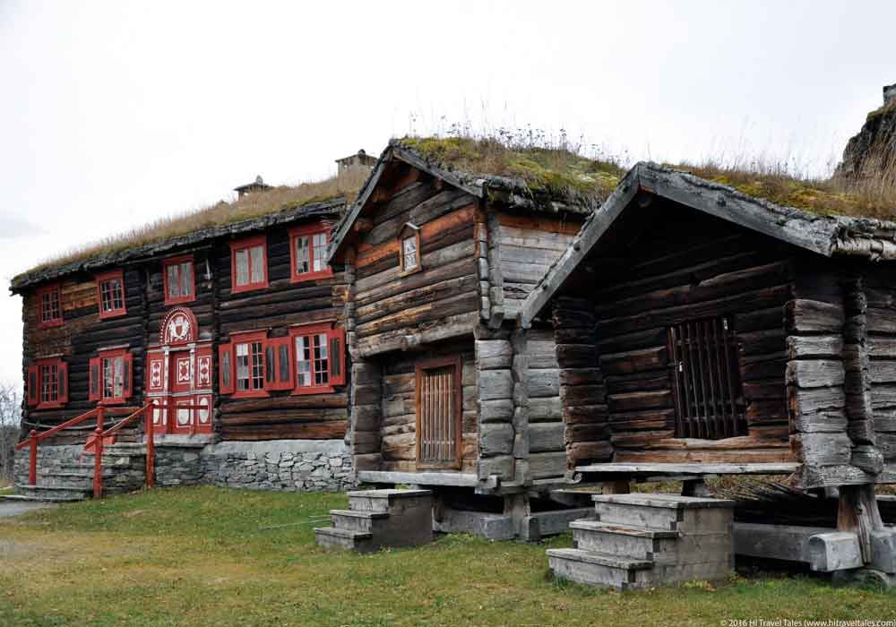 Visit Trondheim and see the Trondelag Folk Museum
