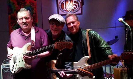 My Traveling Blues: A life on the road with Charles Baty