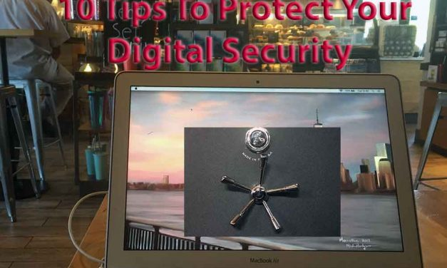 Digital security when traveling: 10 must-do tips