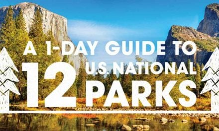 National parks trip planner: 12 one-day adventures