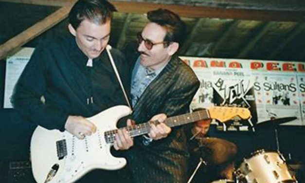 Singing the blues: Lone Star Revue tour winds down