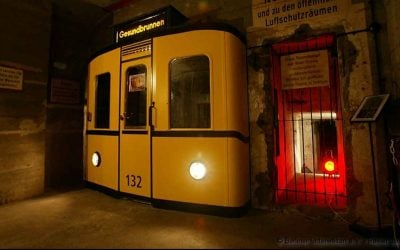Haunting history on Berlin Underground tours