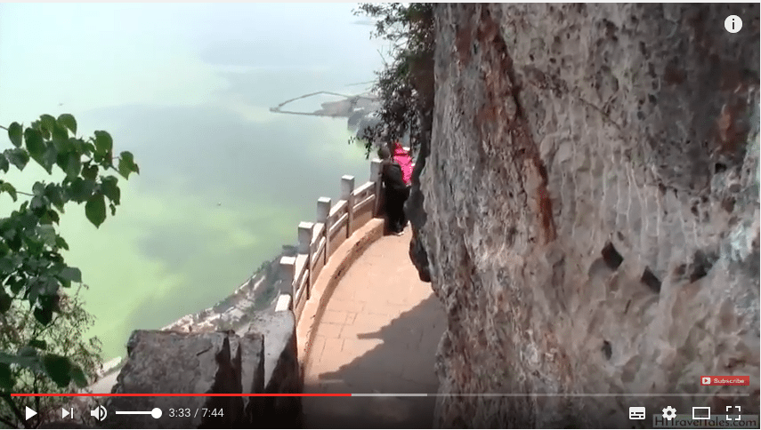 Dragon Gate and Western Hills in Kunming
