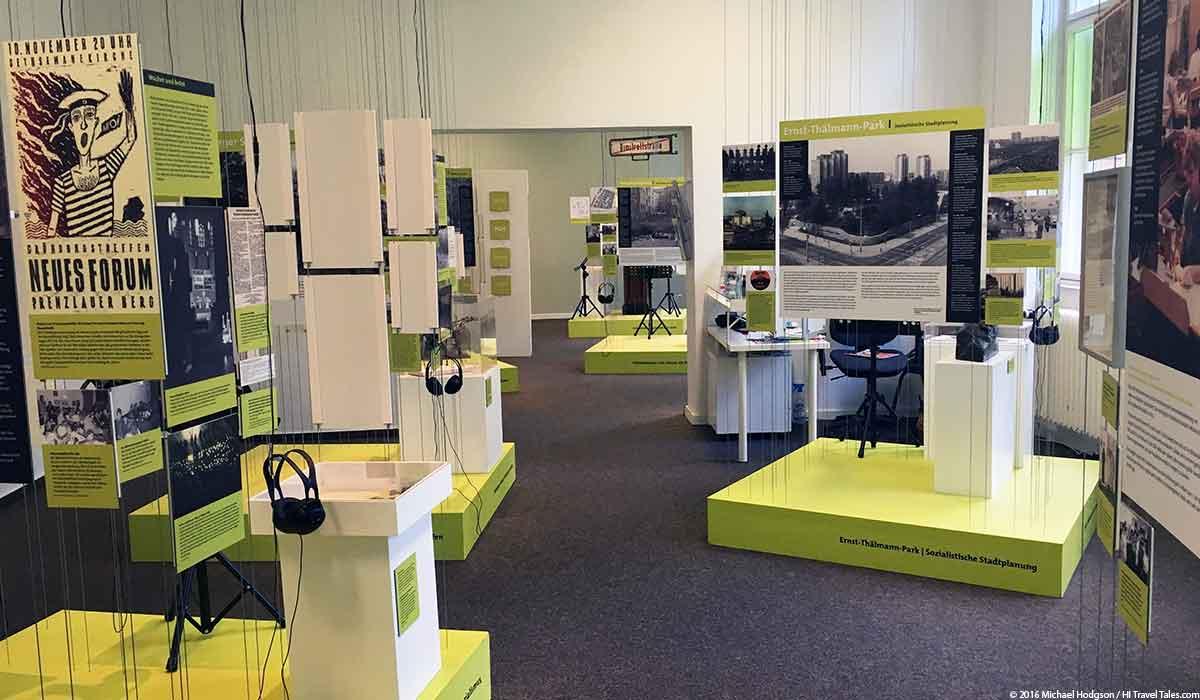 Gegenentwuerfe Museum Pankow Prenzlauer Berg