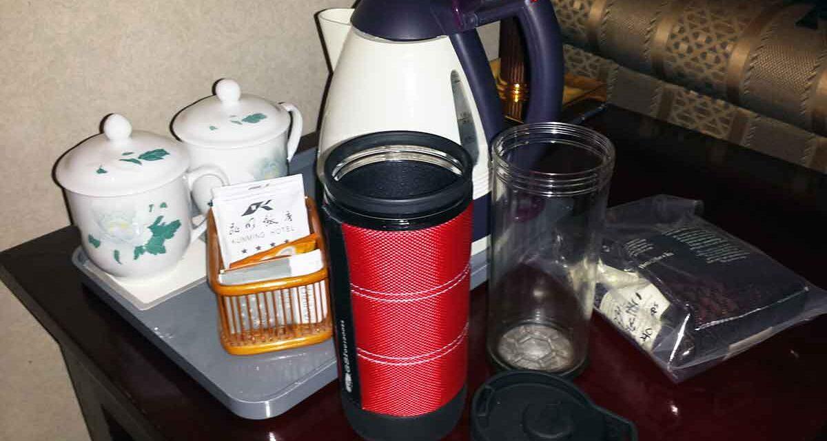 GSI Commuter Javapress travel coffee mug
