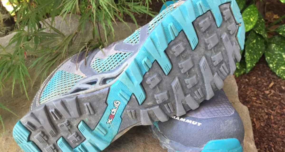Mammut Comfort Low GTX Surround multifunctional travel shoe