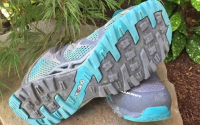 Mammut Comfort Low GTX Surround multifunctional travel shoe