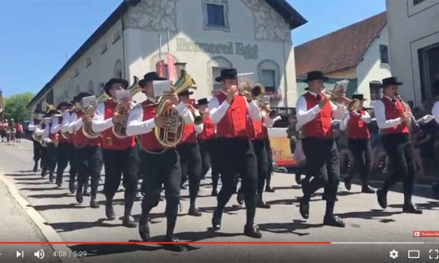 Everyone Loves a Parade! Musikfest Bregenzerwald