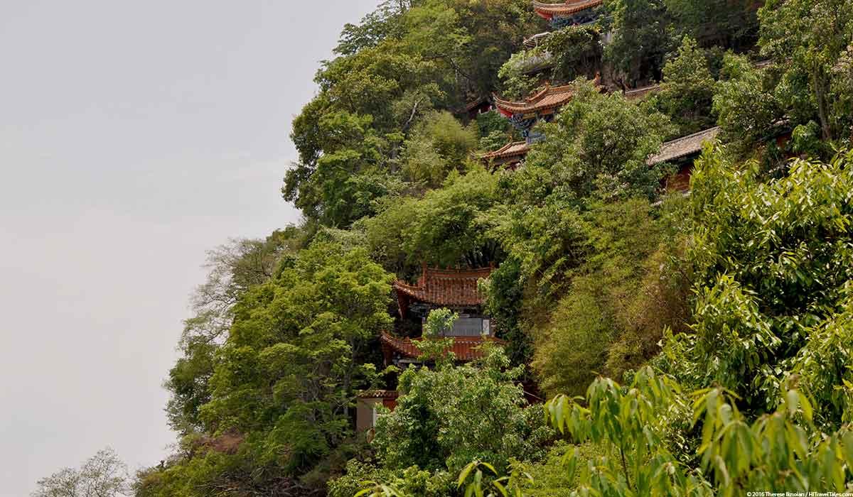 Sanqing Pavilion Western Hills Xishan Park