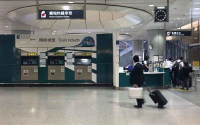 Hong Kong airport layover: Getting into Hong Kong is so easy
