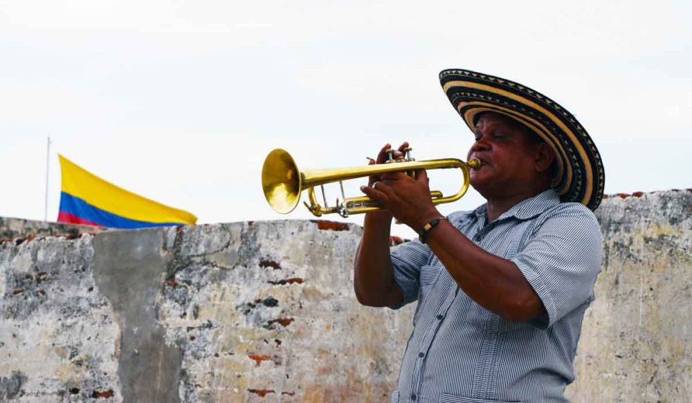 Cartagena is a magical place of music, food, culture, ambiance.