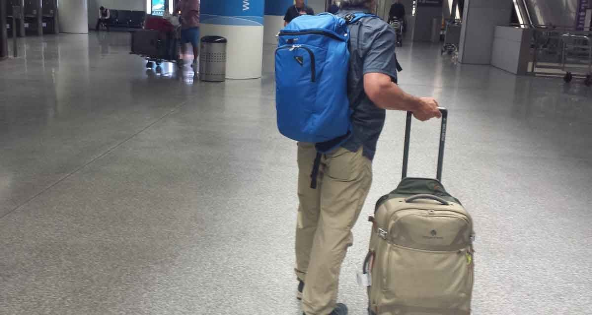 Eagle Creek Gear Warrior AWD luggage review