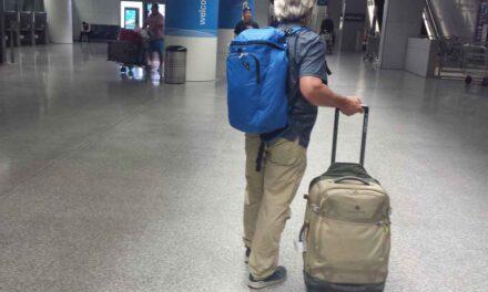 Eagle Creek Gear Warrior AWD luggage review