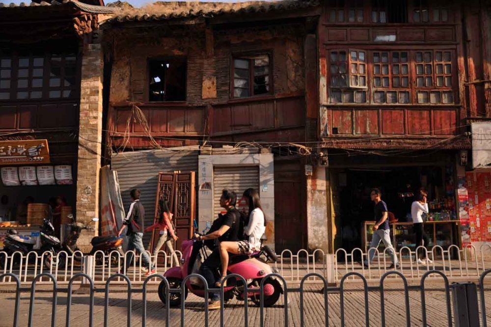 Visiting the Old Town is one of the top 6 things to do in Kunming.