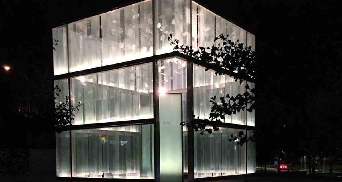 9/11 memorial at Boston Logan Airport stirs emotions and pride