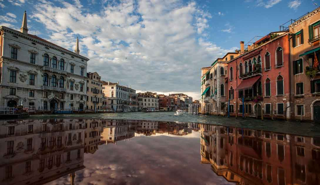 Resort Destinations include the Aman Venice on the Grand Canal.