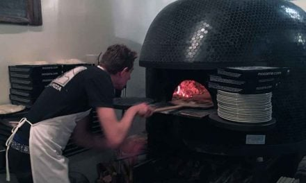 Mozzeria pizzeria provides diners with much more than extraordinary food