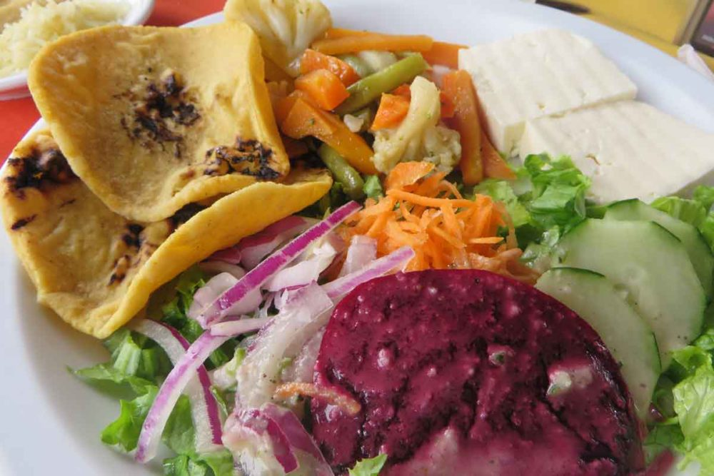 Food in Costa Rica is simply delicious!