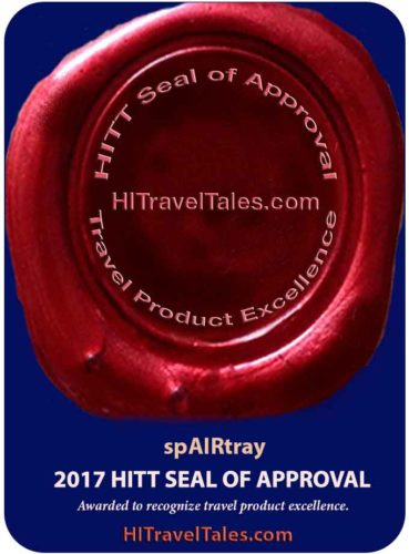 spAIRtray HITT Seal of Approval 2017