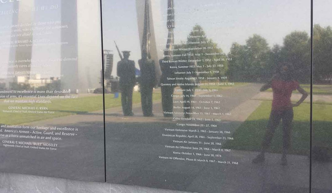 Air Force Memorial is one of six things to do in D.C.