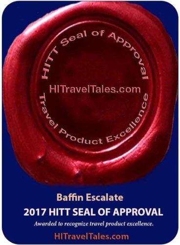 HITT Approved Award for Baffin Escalate winter footwear