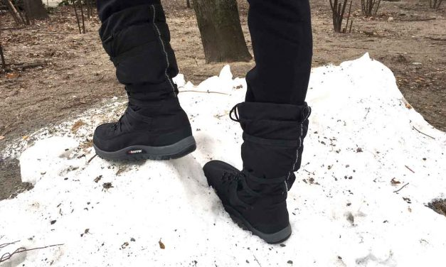 Baffin Escalate ultralight winter boots review – great travel footwear