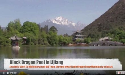 Discover Black Dragon Pool Park in Lijiang